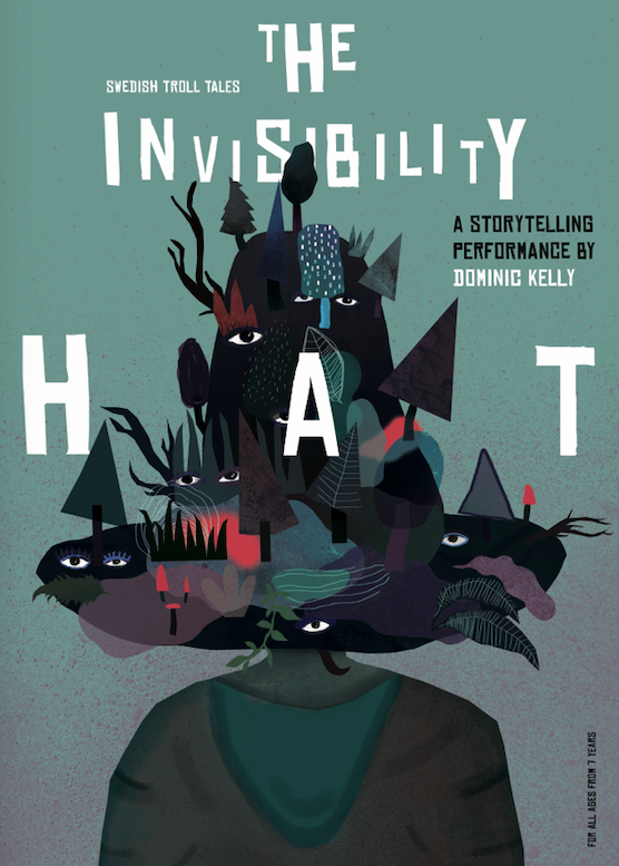 The Invisibility Hat Poster